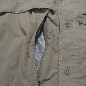 234fd24d5 The North Face Medium Safari Style Shirt!